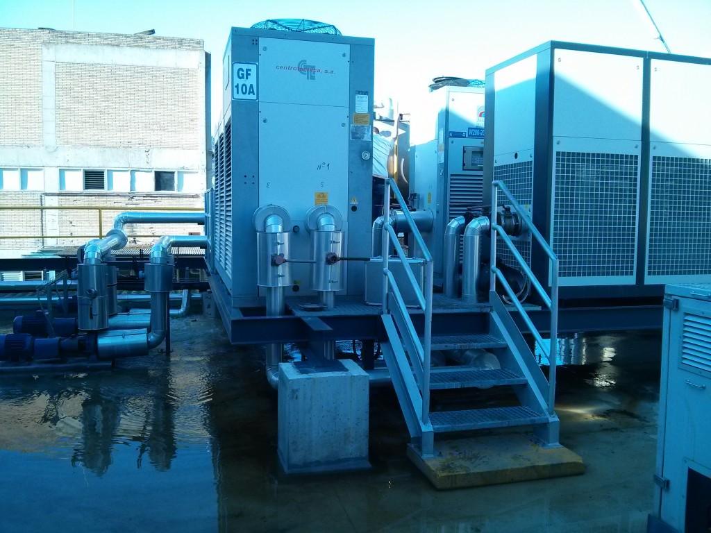 refrigeracion industrial barcelona